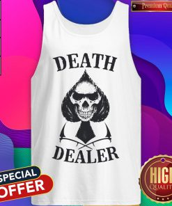 Perfect Death Dealer Halloween Tank Top