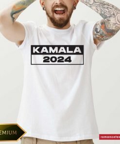 Pro Kamala – I Love Kamala Harris 2024 Shirt- Design By Romancetees.com