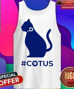Cat Cotus Tank Top