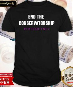 End The Conservatorship Free Britney Spears Shirt